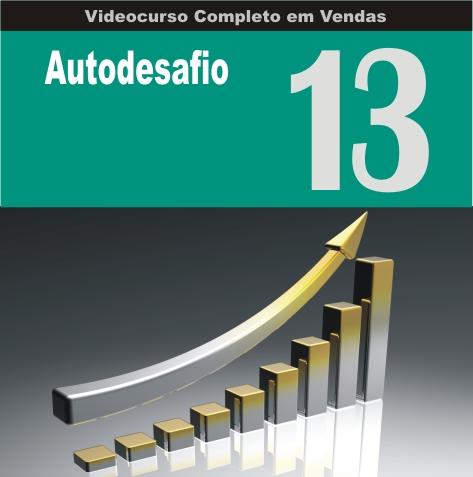 Videocurso Online: Curso em Vendas nº13 - AUTODESAFIO - Eduardo Botelho