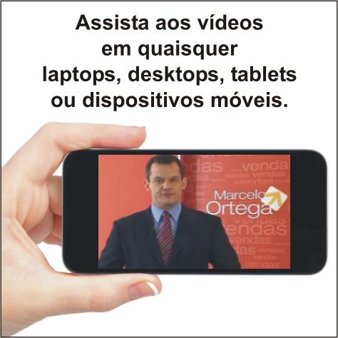 Videocurso Online: DNA DA VENDA - Marcelo Ortega