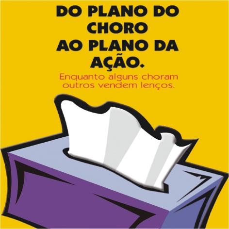 Videocurso Online: DO PLANO DO CHORO AO PLANO DA AÇÃO - Luiz Marins