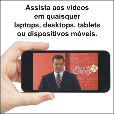 Videocurso Online: ESTRATÉGIAS EM VENDAS - Marcelo Ortega