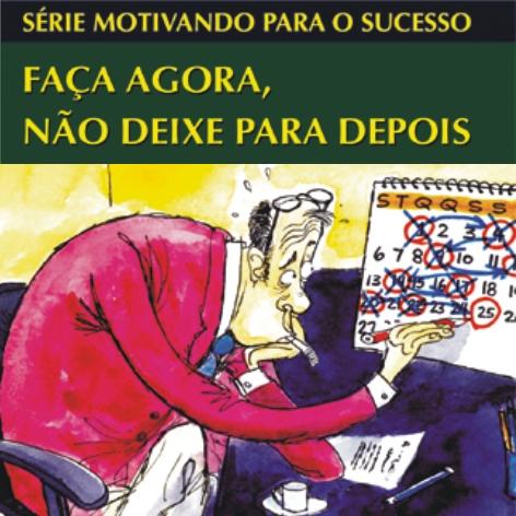 Videocurso Online: FAÇA AGORA, NÃO DEIXE PARA DEPOIS - Luiz Marins