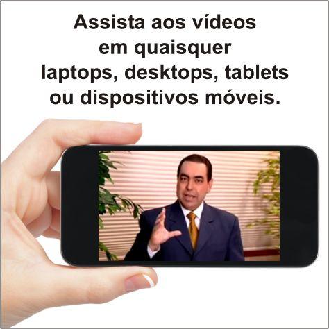 Videocurso Online: LIVRE-SE DOS CORVOS - Luiz Marins