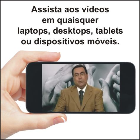 Videocurso Online: PARE DE SE PUXAR PARA TRÁS - Luiz Marins