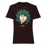 Camiseta - Coleção Twenty Seven's - Jim Morrison - Preta