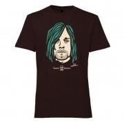 Camiseta - Coleção Twenty Seven's - Kurt Cobain - Preta