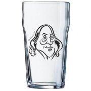 Copo Pint 473ml - Coleção Pensadores da Cerveja - Benjamin Franklin