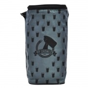 GROWLER BAG TO GO PARA 1 GROWLER - CINZA
