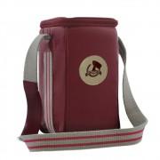 Growler Bag Travel para 1 growler - Vermelho