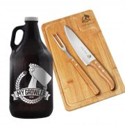 Kit Churrasco com Growler My Growler