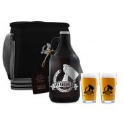 Kit My Growler #7 - Growler Americano + Growler Bag Travel para 2 growler + Copo Pint 300ml