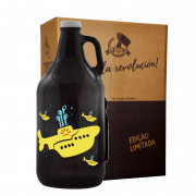 Kit Rock'n'Growler #4 - Growler Americano + Embalagem especial