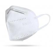 Máscara de Proteção Facial PFF2 KN95 com clip nasal - 50 unidades
