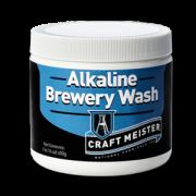 Pó alcalino para limpeza equipamentos cervejeiros 453g