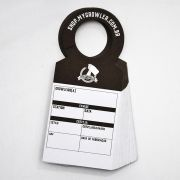 Tags para growler (pack com 125)