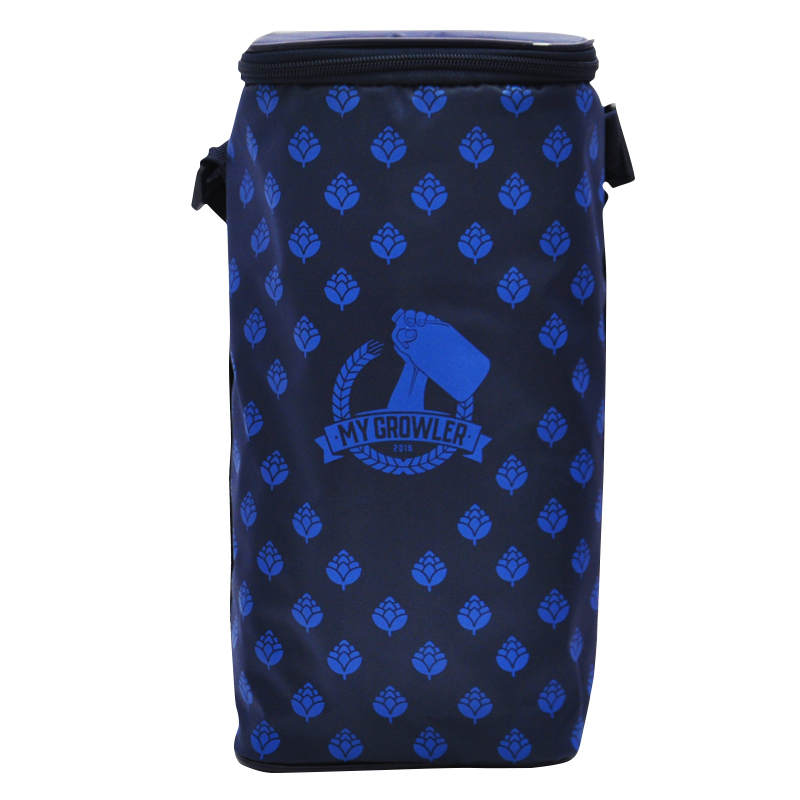 GROWLER BAG TO GO PARA 1 GROWLER - AZUL