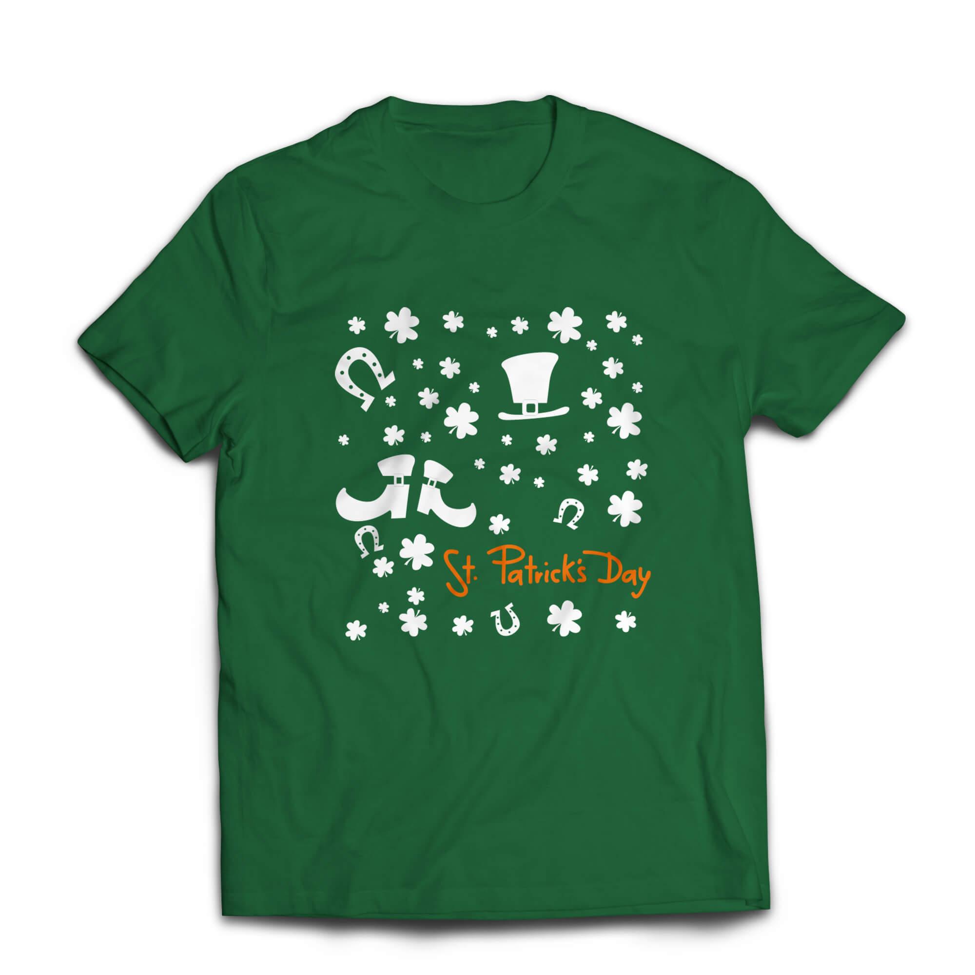 Camiseta Baby Look - Coleção Cervejeiros - St. Patrick's Day