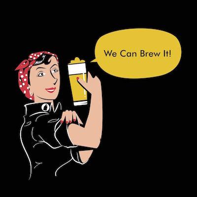 Camiseta manga curta - We Can Brew It