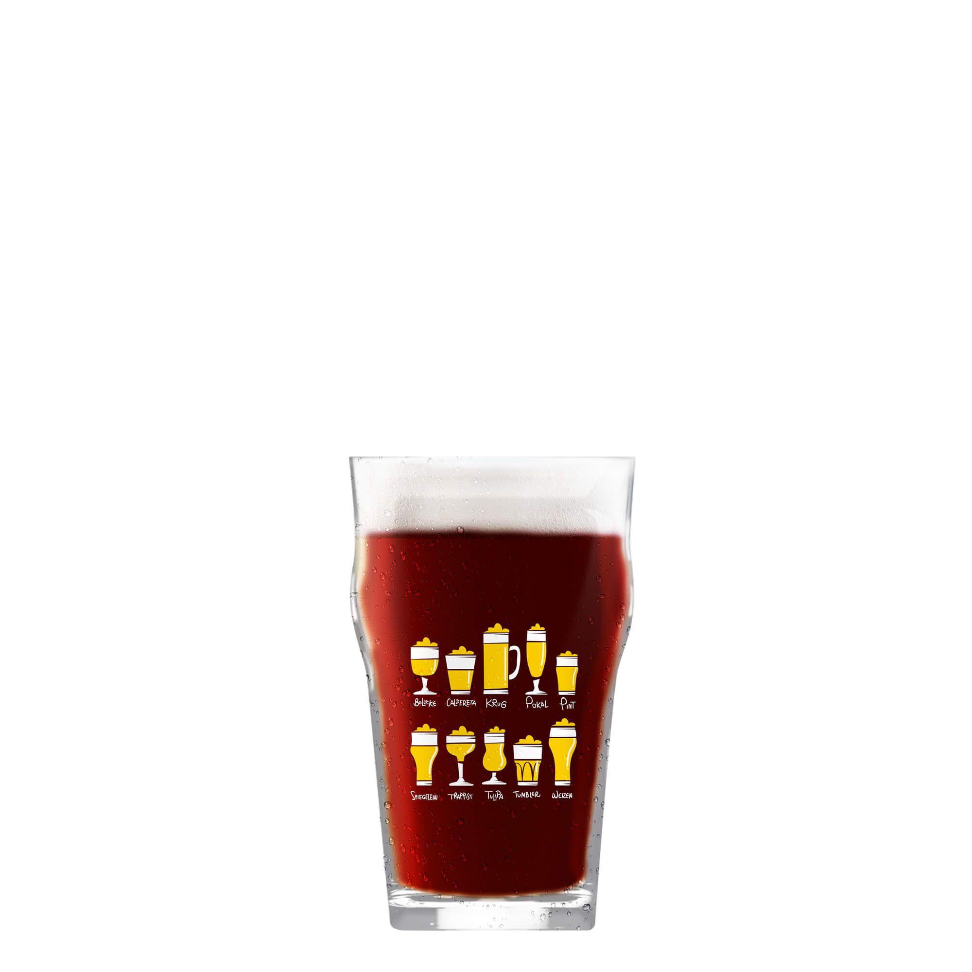 Copo Pint 473ml - Coleção Cervejeiros - Copos