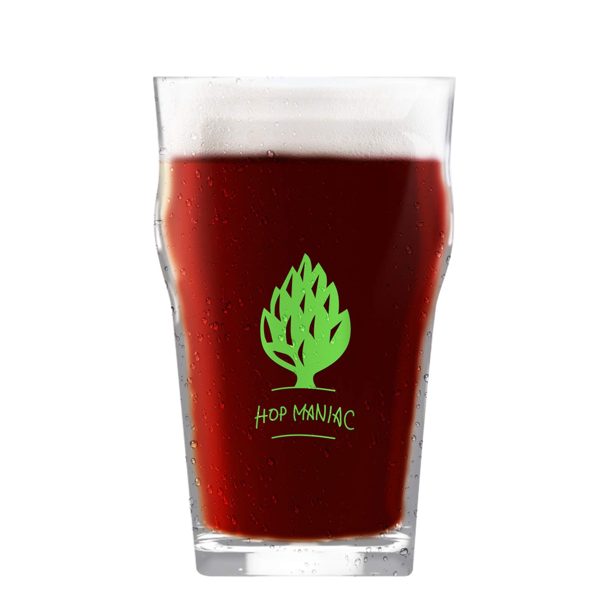 Copo Pint 473ml - Coleção Cervejeiros - Hopmaniac