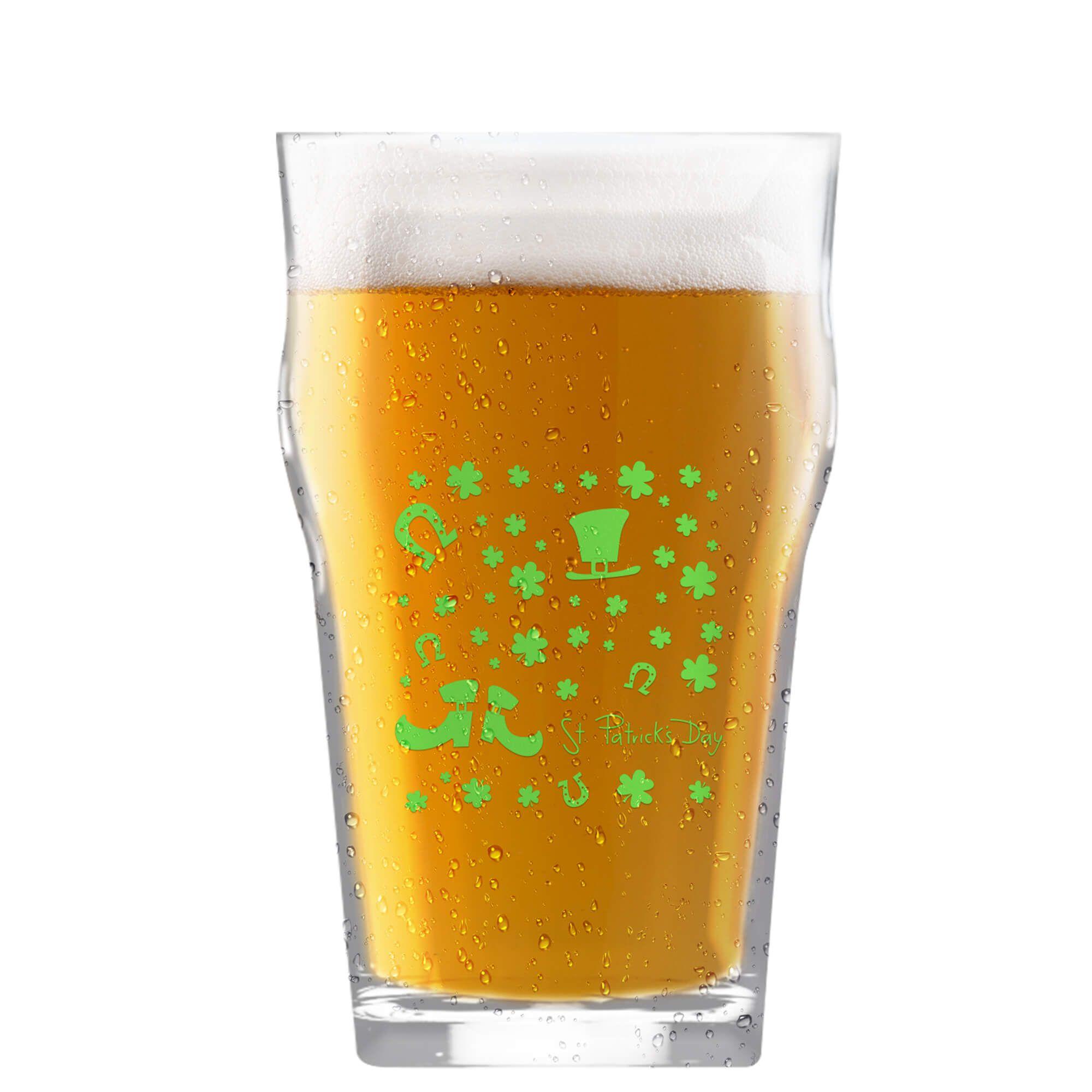 Copo Pint 473ml - Coleção Cervejeiros - Sta Patricks