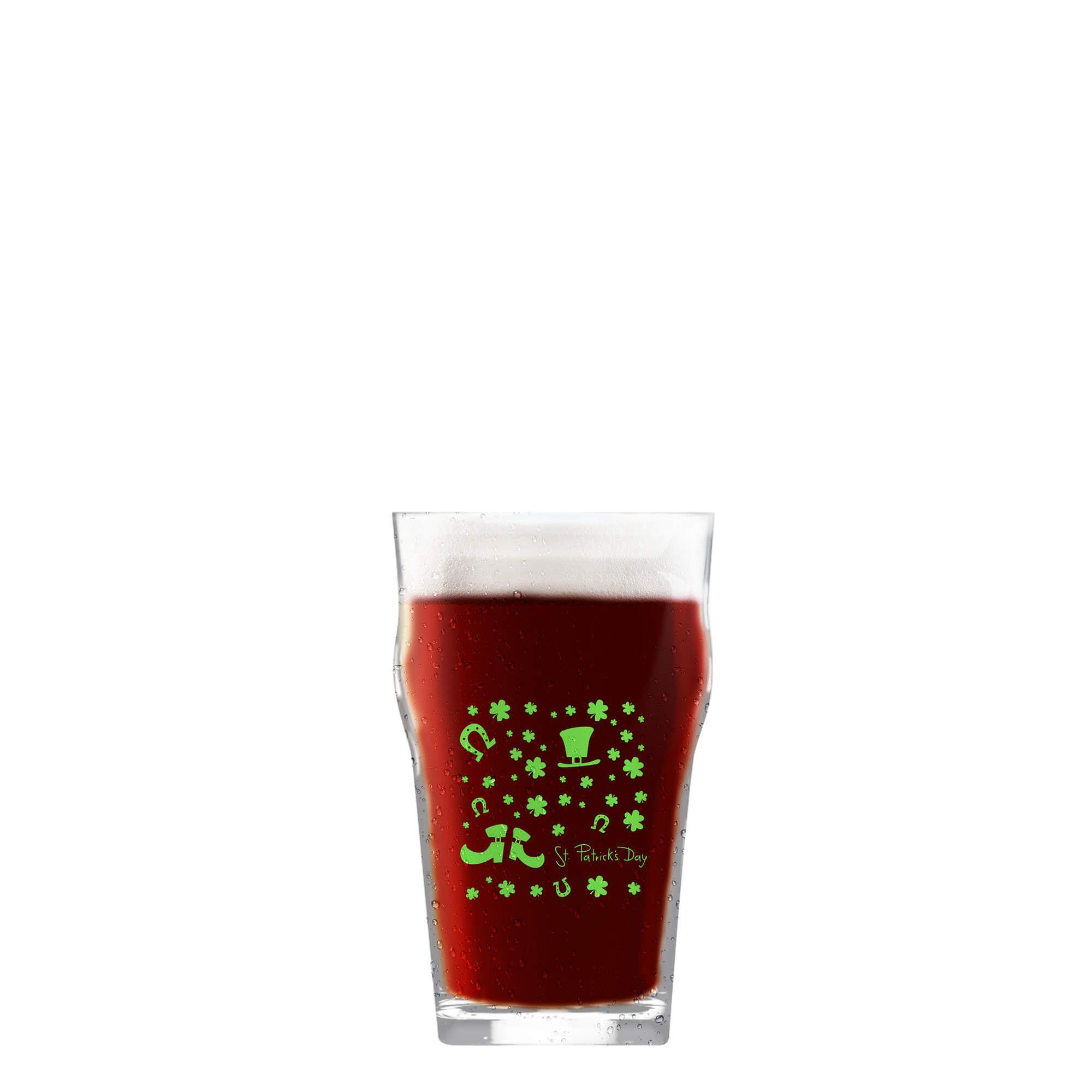 Copo Pint 473ml - Coleção Cervejeiros - St. Patrick's Day