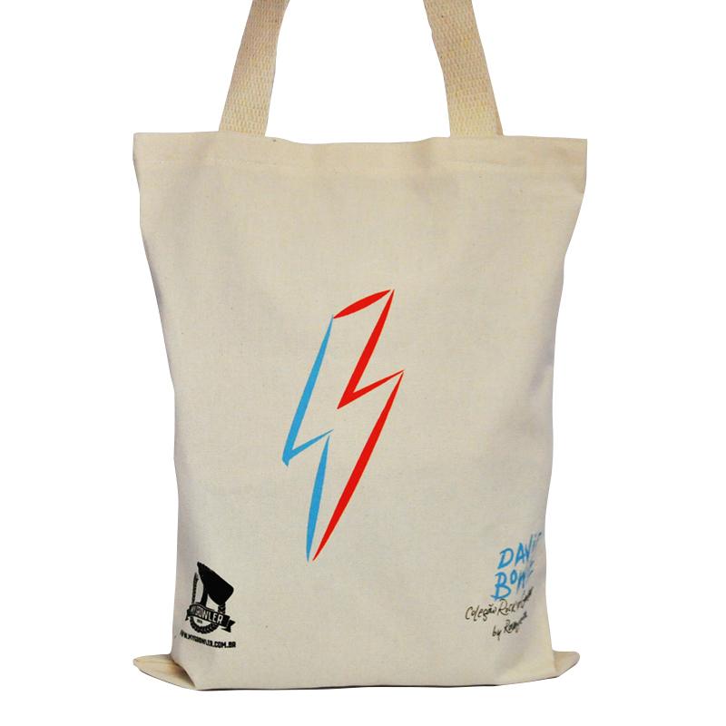 Ecobag para 2 growlers - Coleção Rock'n'Growler - David Bowie