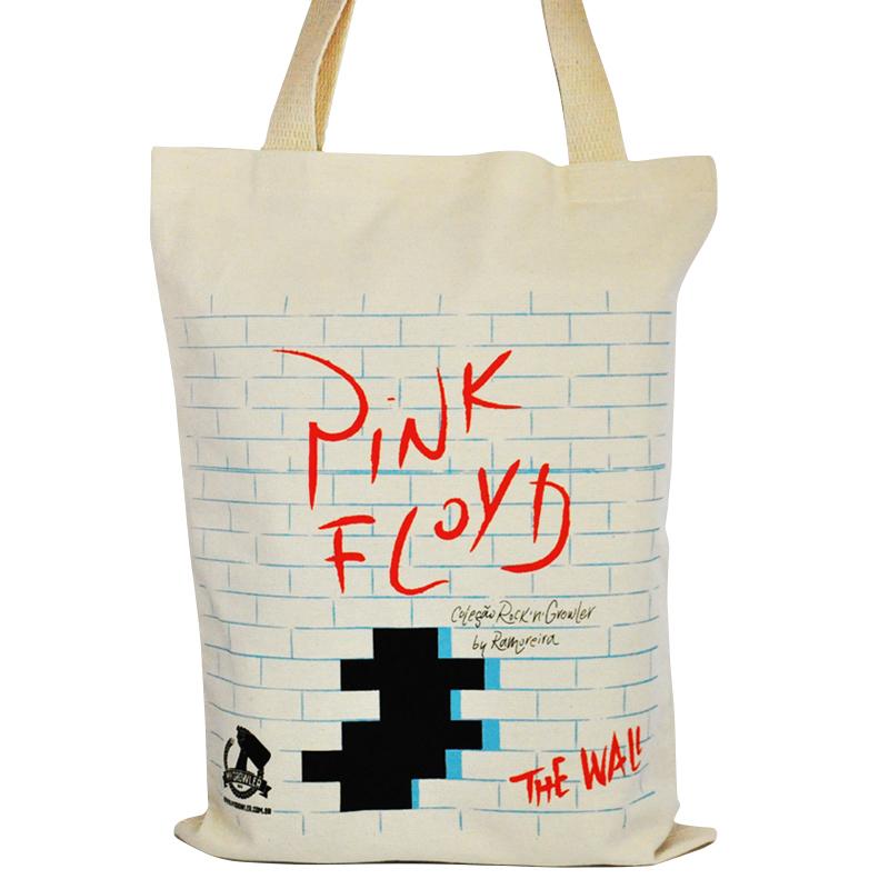 Ecobag para 2 growlers - Coleção Rock'n'Growler - Pink Floyd