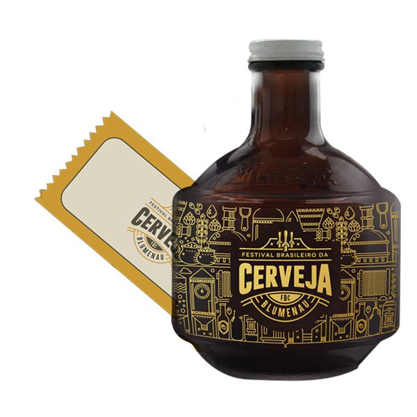 Golden Growler Festival Brasileiro da Cerveja de Blumenau/SC