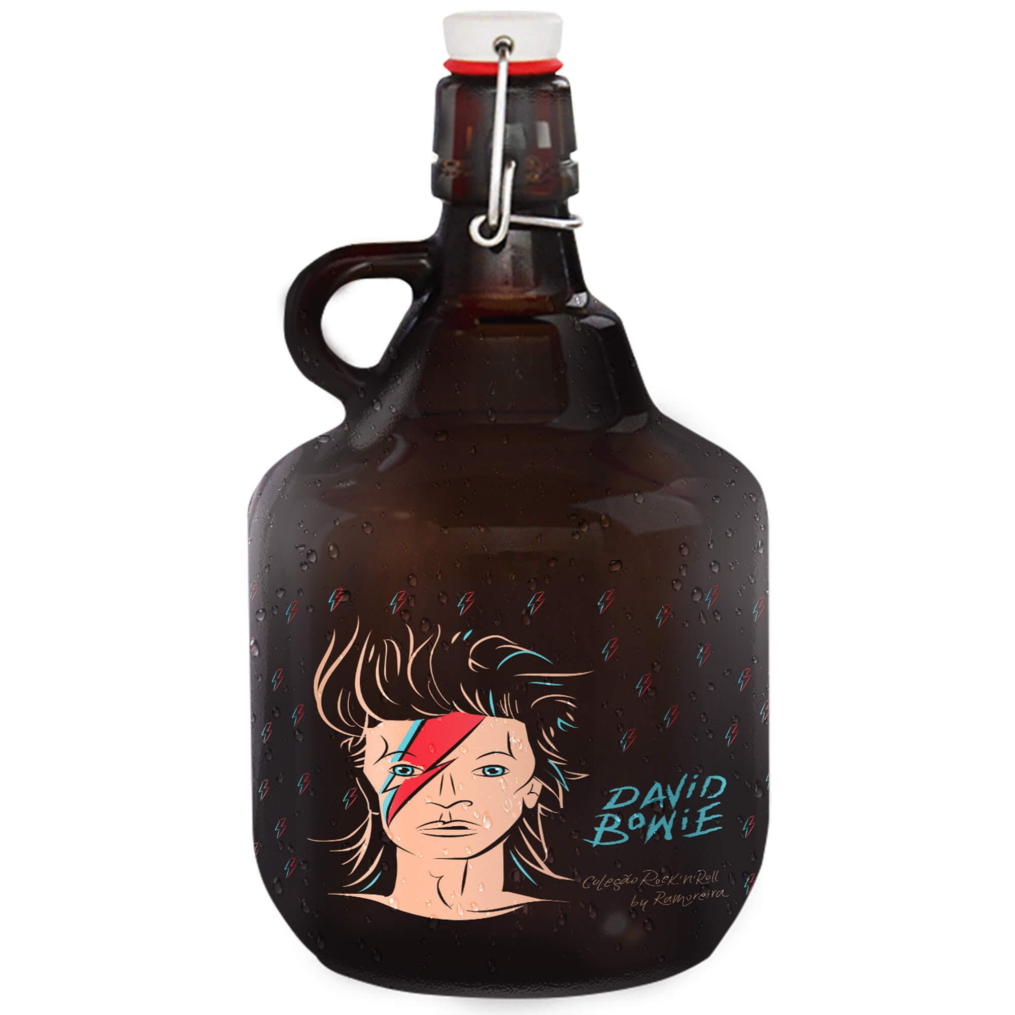 Grand Growler 2l - Coleção Rock'n'Growler - David Bowie