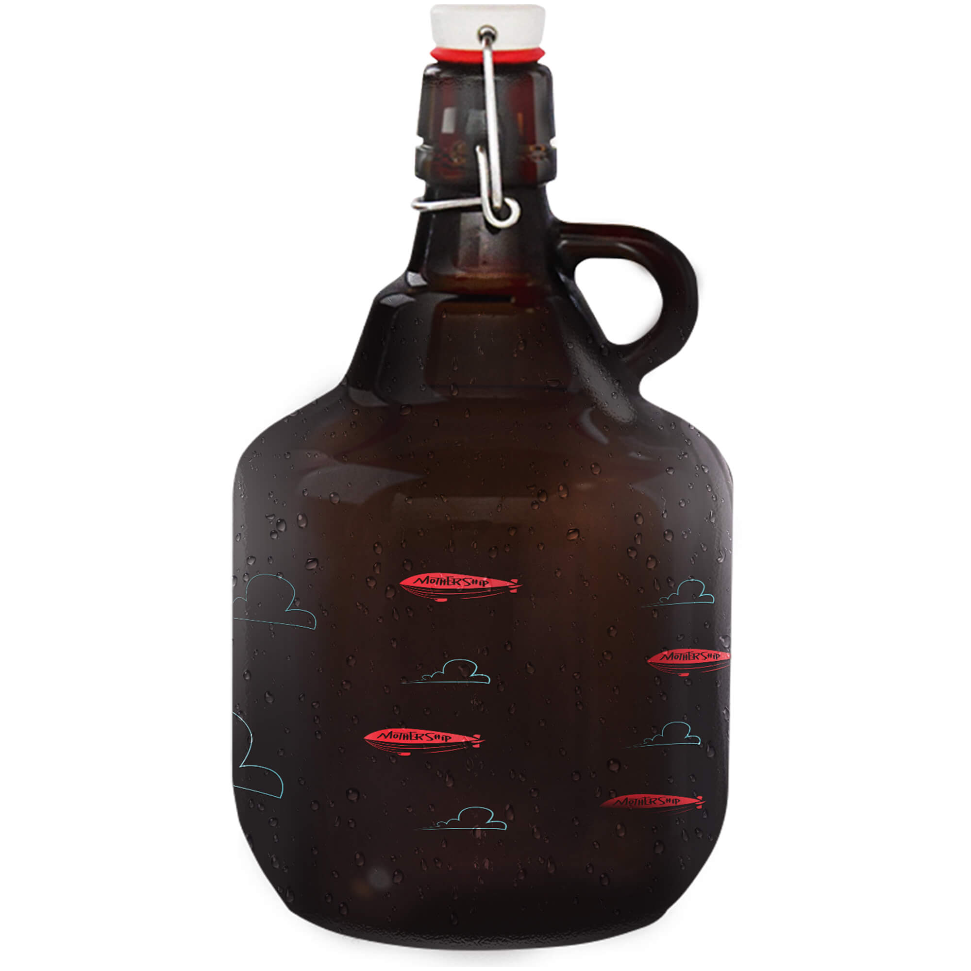Grand Growler 2l - Coleção Rock'n'Growler - Led Zeppelin