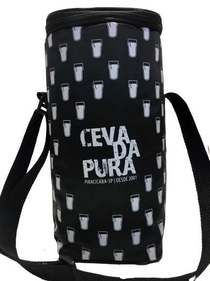 Growler Bag To Go em nylon personalizada para 1 growler
