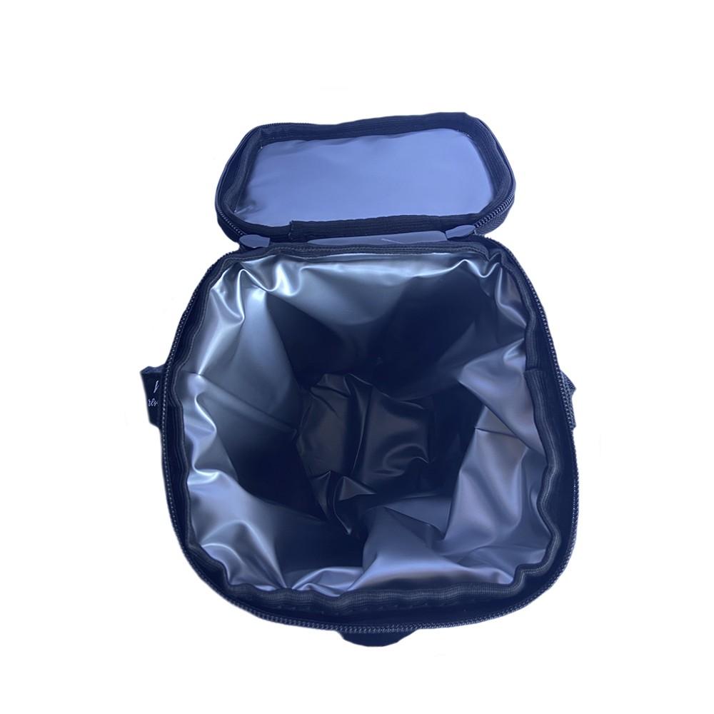Growler Bag To Go para 1 Growler -  Cinza/Branco