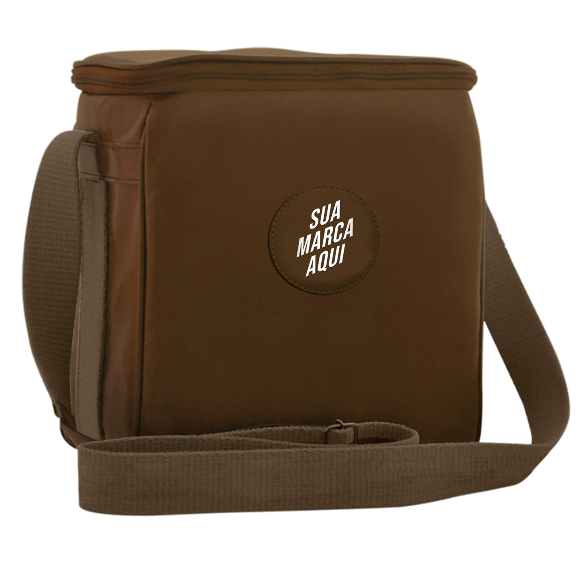 Growler Bag Travel personalizada para 2 growlers