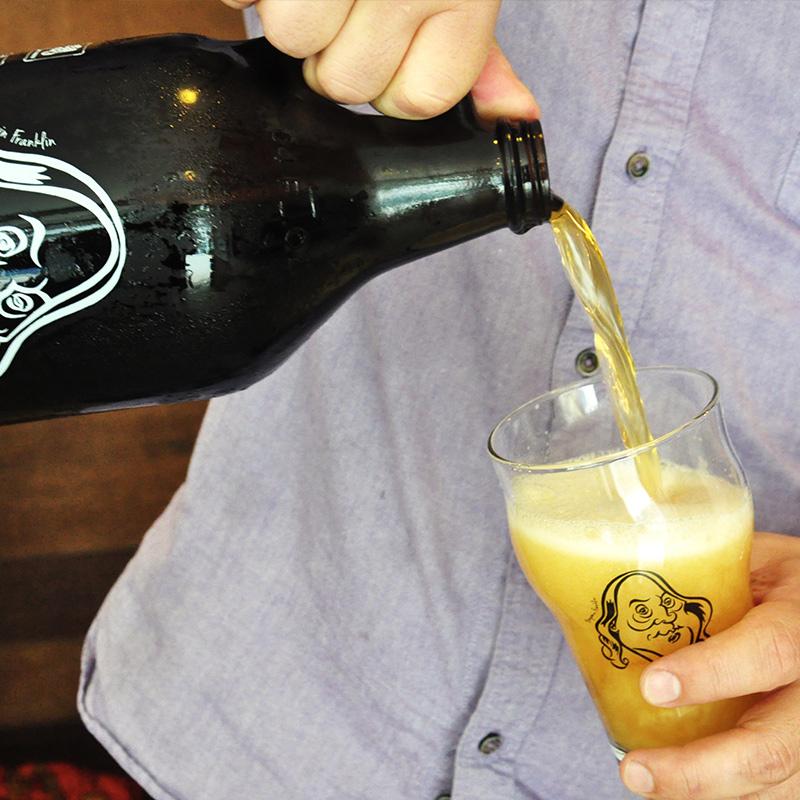 Growler Americano 1,89l - Coleção Pensadores da Cerveja - Platão