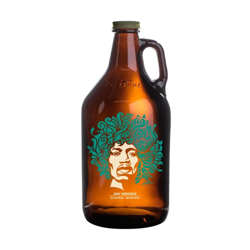 Growler Americano 1,89l - Coleção Twenty Seven's - Jimi Hendrix