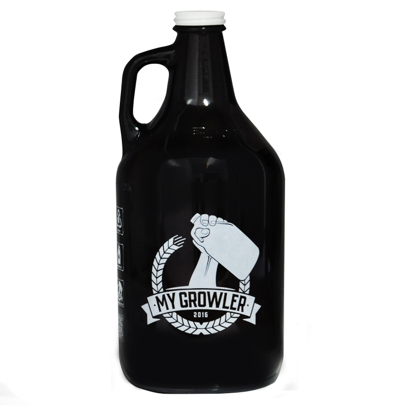 Growler Americano 1,89l My Growler - Branco