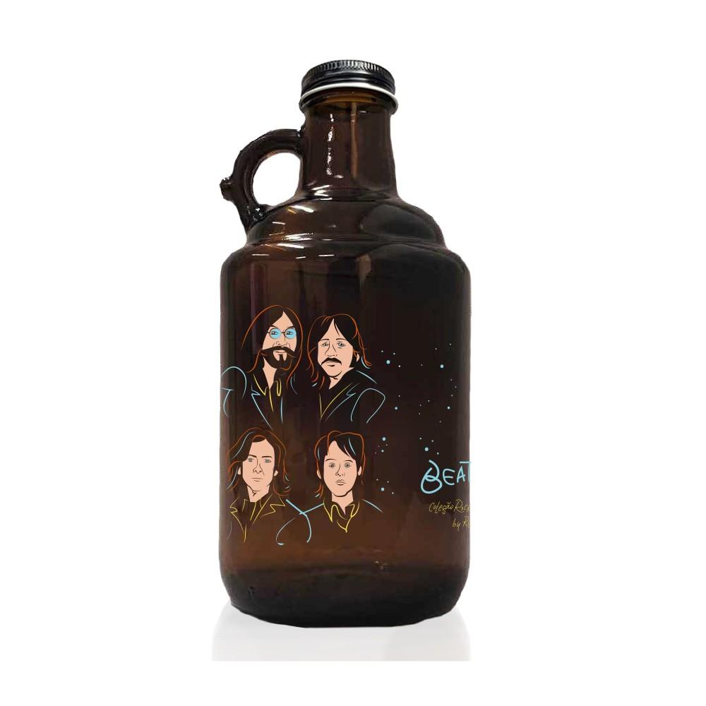 Growler Santiago 1l - Coleção Rock'n'Growler - Beatles