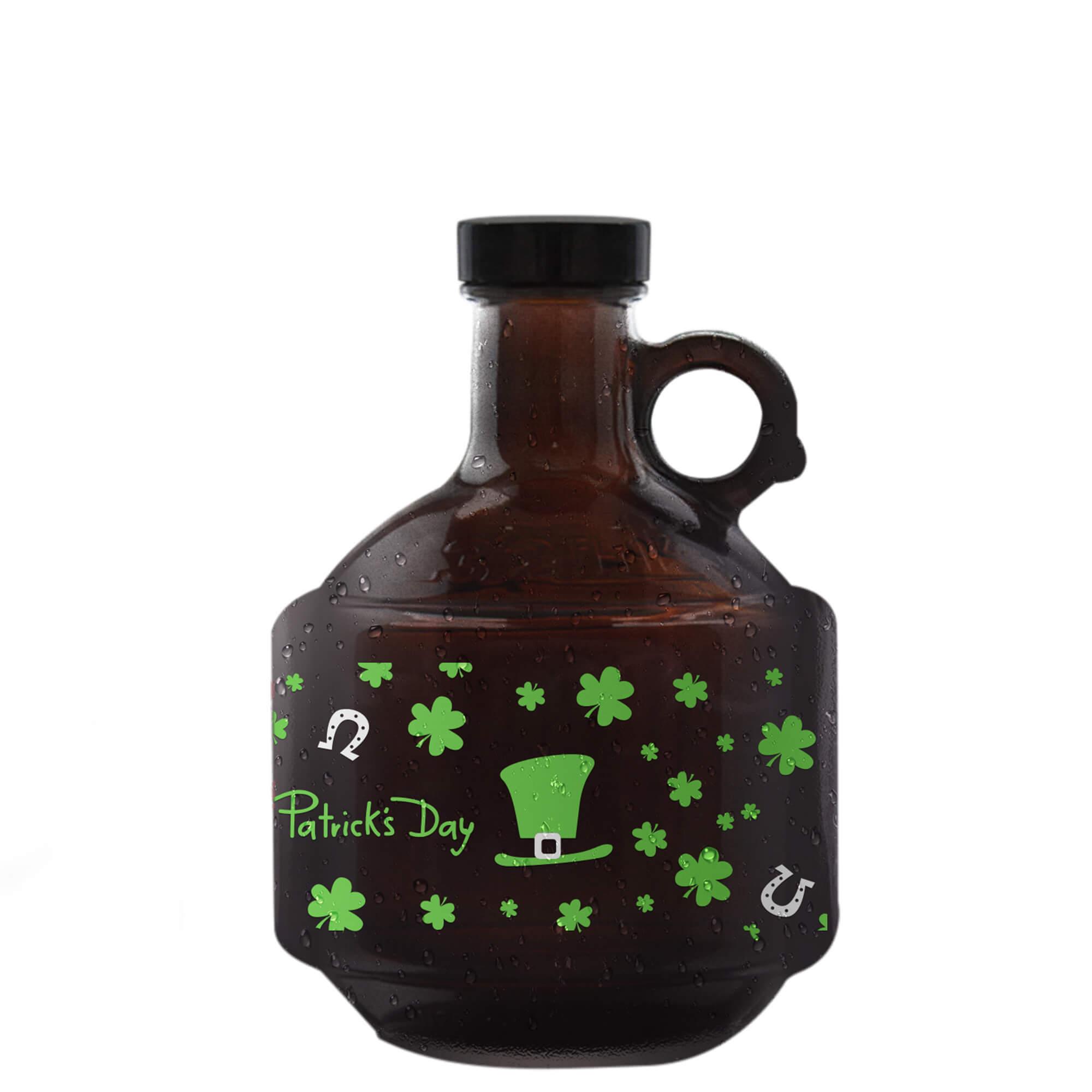 Growlucho 1l - Coleção Cervejeiros - St. Patrick's Day