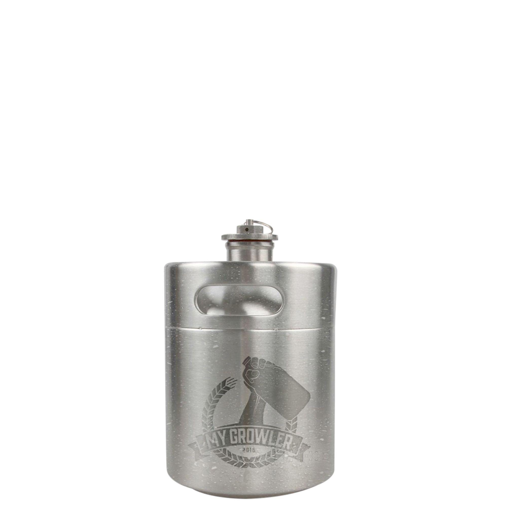 Mini Keg de aço inox 2L My Growler