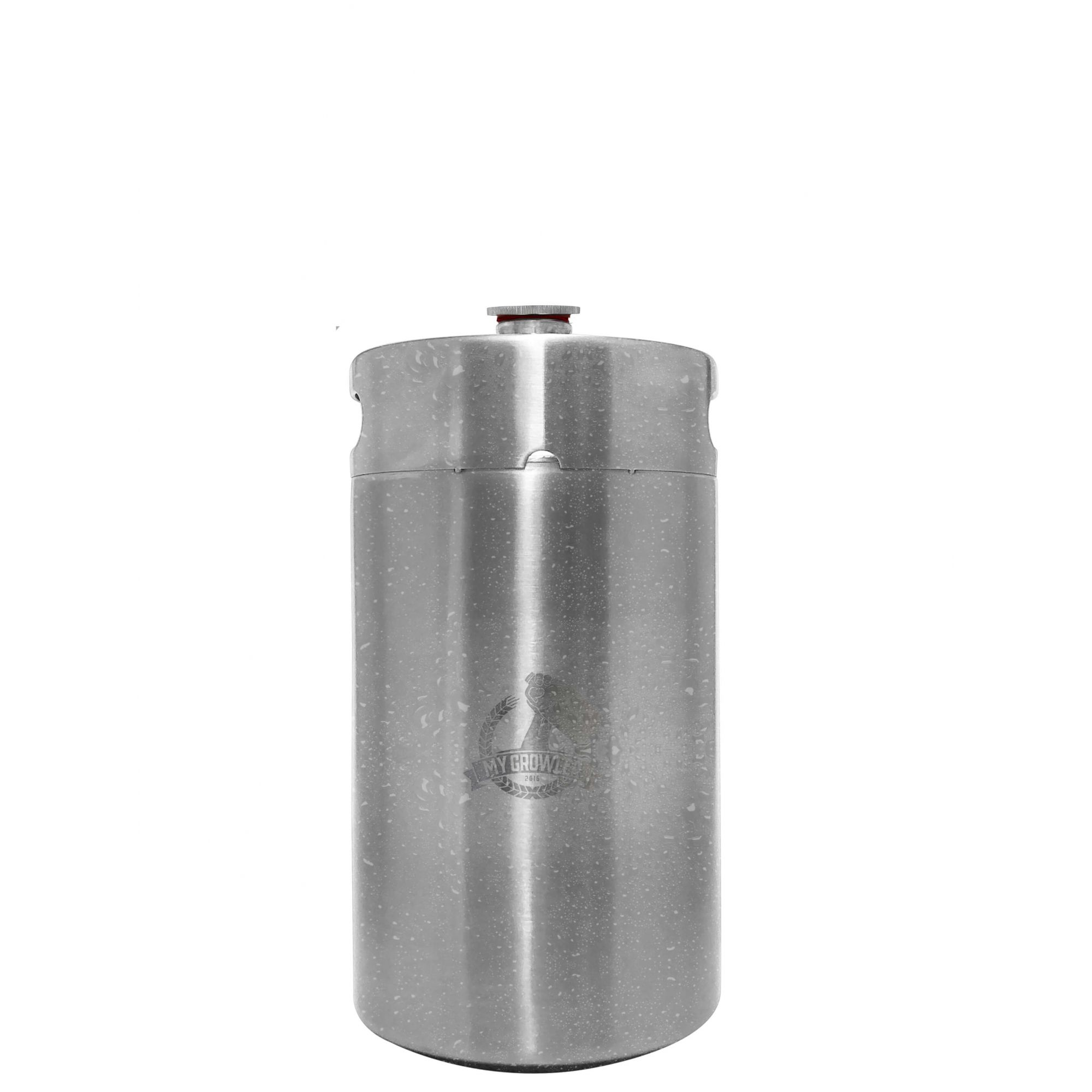 Mini Keg, Mini Barril de aço inox 8L My Growler