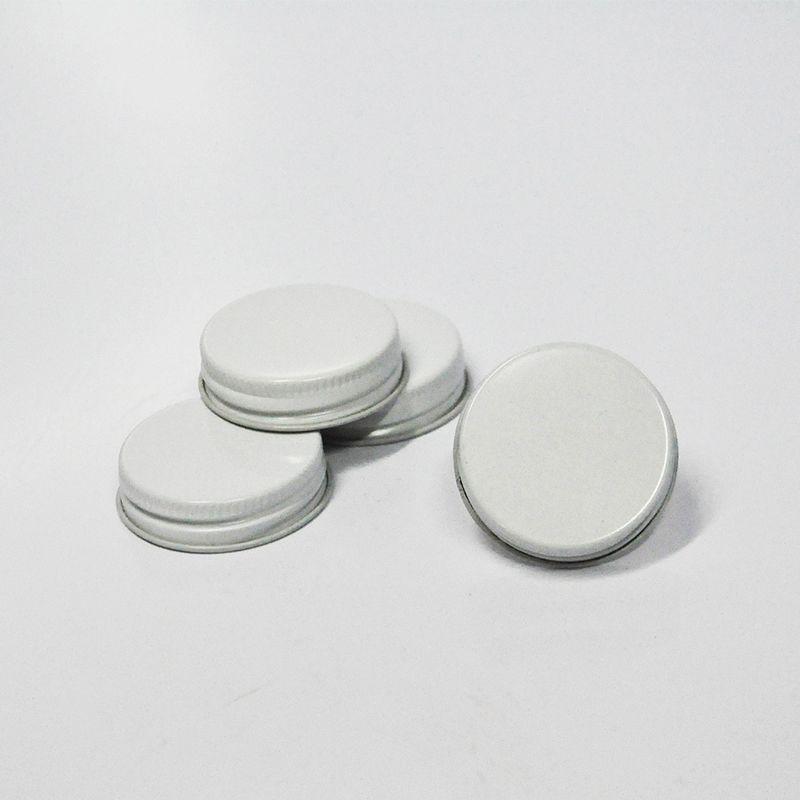 Pack com 4 tampas metálicas para growler (38mm)