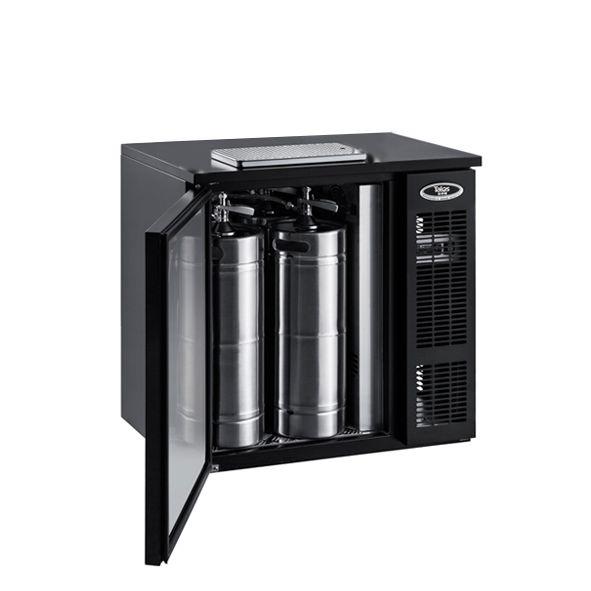 Refrigerador de Cerveja Kegerator 4 Kegs