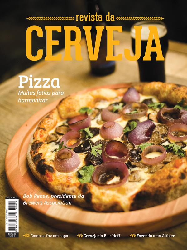 Revista da Cerveja - Ano V, Nº 23 - Julho/Agosto 2016