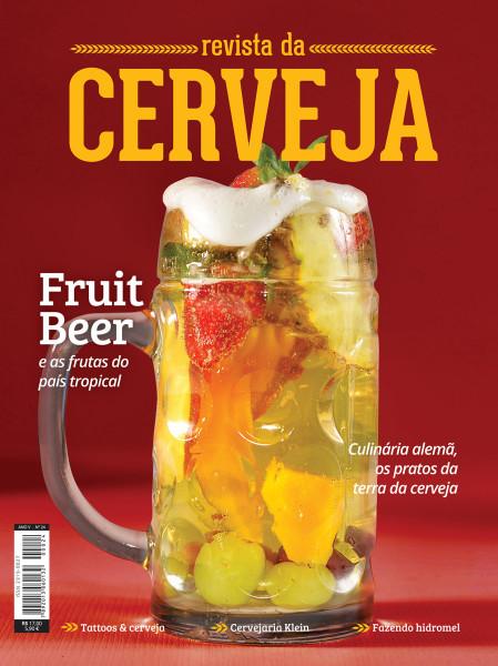 Revista da Cerveja - Ano V, Nº 24 - Setembro/Outubro 2016