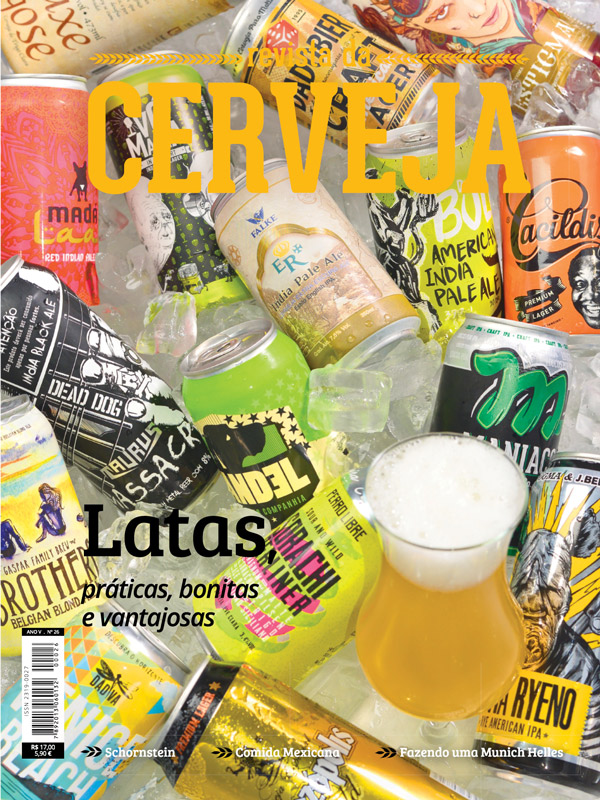 Revista da Cerveja - Ano VI, Nº 26 - Janeiro/Fevereiro 2017
