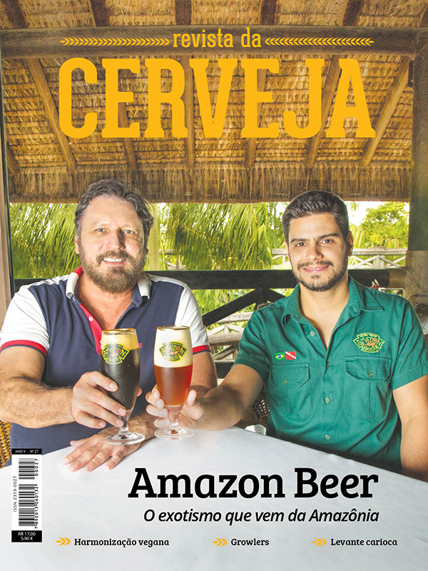 Revista da Cerveja - Ano VI, Nº 27 - Março/Abril 2017