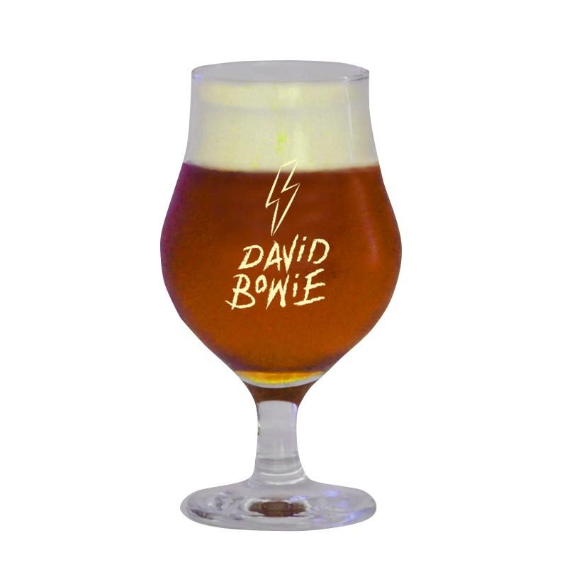 Taça Dublin 400 ml - Coleção Rock'n'Growler - David Bowie