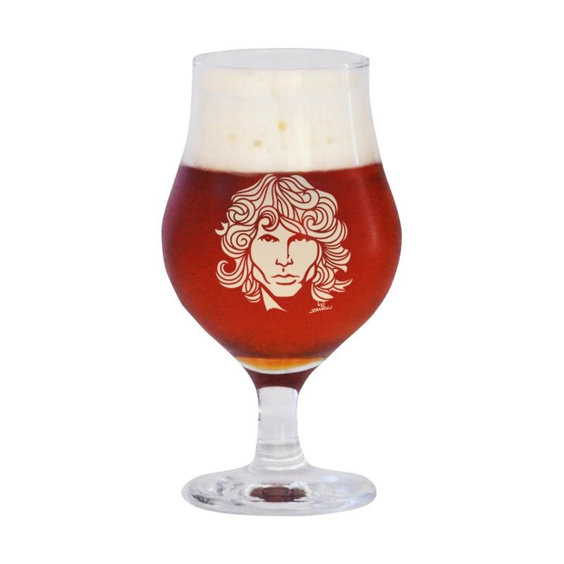 Taça Dublin 400ml - Coleção Twenty Seven's - Jim Morrison