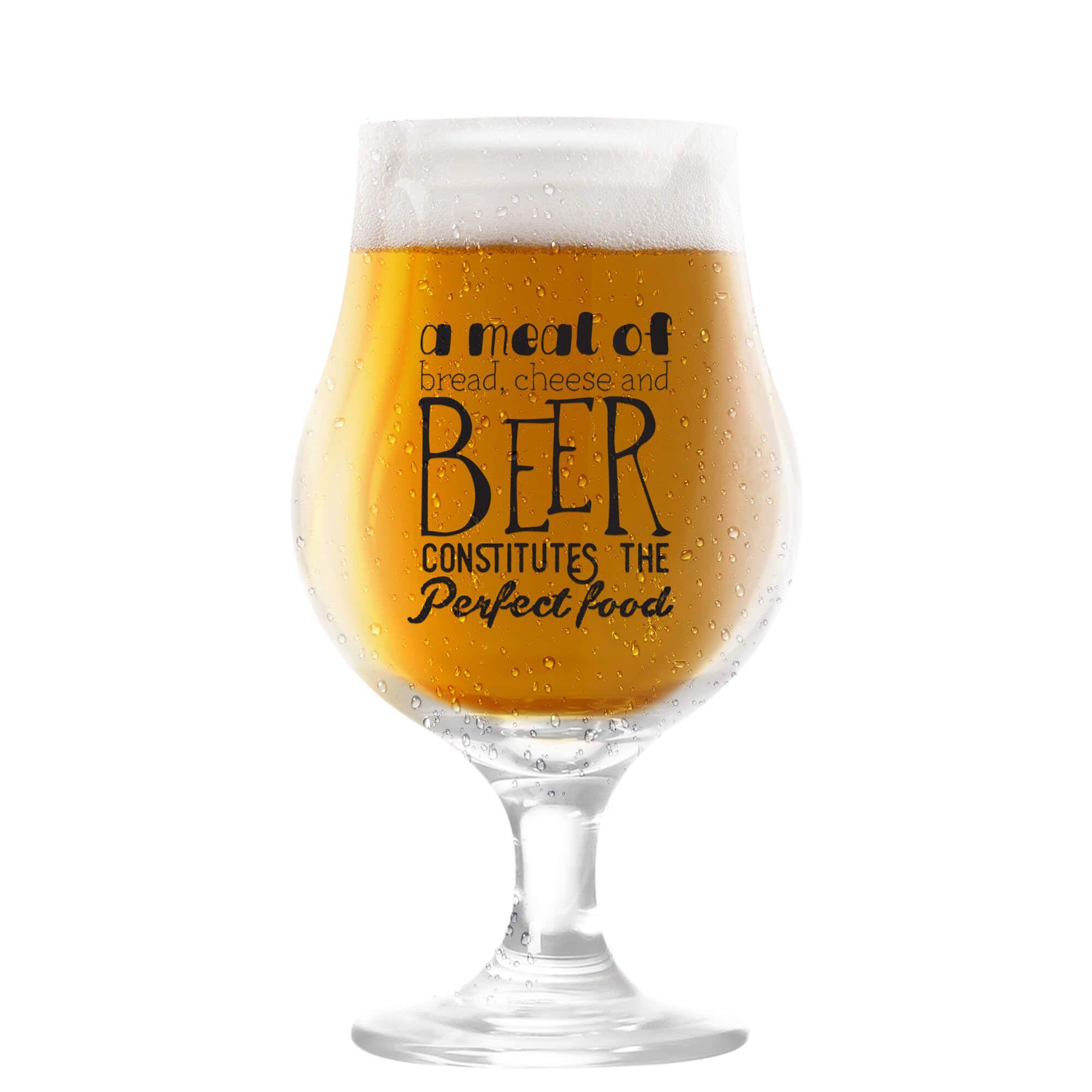 Taça Dublin 400 ml - Coleção Pensadores da Cerveja - Rainha Elizabeth I