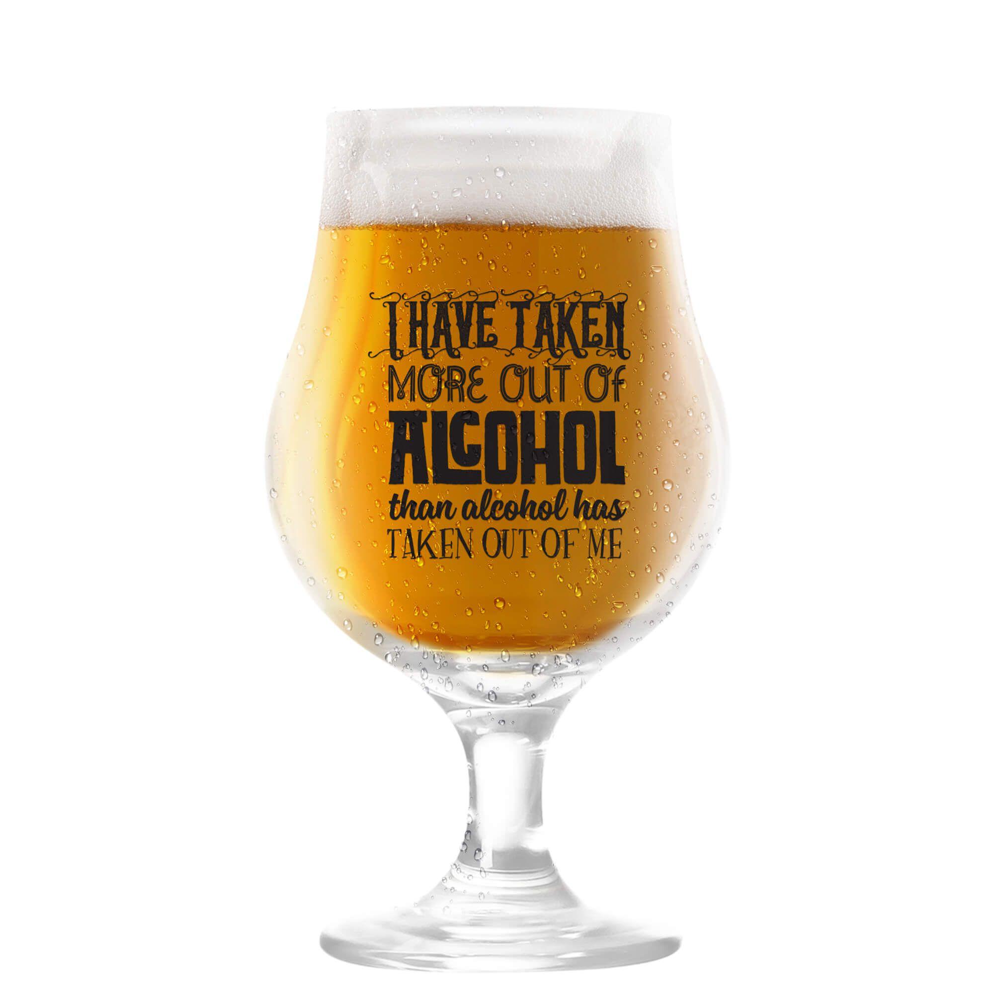 Taça Dublin 400 ml - Coleção Pensadores da Cerveja - Winston Churchill